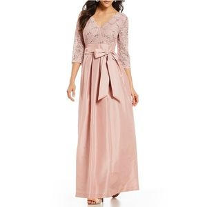 Jessica Howard Dresses - 🆕 JESSICA HOWARD BOW TIE FRONT GOWN